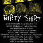 Concert Dirty Shirt la Satu Mare