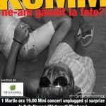 Kumm concerteaza de 1 martie la Cafe Verona