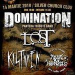 Concurs: Castiga o invitatie la concertul Domination din Bucuresti