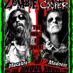 Rob Zombie si Alice Cooper anunta datele turneului