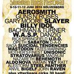 Cinderella confirmati pentru Sweden Rock 2010