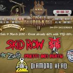 Skid Row si L.A. Guns confirmati pentru Hard Rock Hell IV