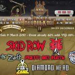 Skid Row si L.A. Guns confirmati pentru Hard Rock Hell IV
