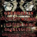 Primele concerte Guerillas anuntate pentru 2010
