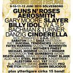 Grave Digger confirmati pentru Sweden Rock