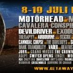 Devildriver si The Haunted confirmati pentru Getaway Rock
