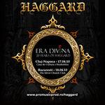 S-au pus in vanzare biletele pentru concertele Haggard