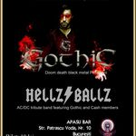 Concert Gothic in Apasu Bar