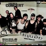 Detalii oficiale despre concertul Truda si Act la Bucuresti