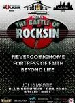 O noua editie The Battle Of Rocksin in Suburbia