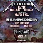 Filmari oficiale cu Metallica in Puerto Rico