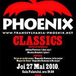 Concert Phoenix in varianta concept la Sala Palatului