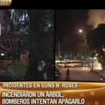 Probleme pentru Guns N Roses in Argentina (video)