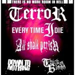 All Shall Perish si Every Time I Die in turneu european
