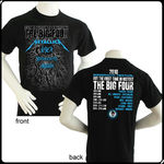 Sonisphere Romania: Cumpara un tricou in editie limitata cu The Big Four