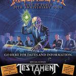 Megadeth pregatesc lansarea unui nou DVD
