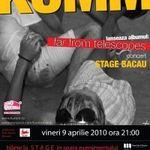 Concert de lansare album Kumm in Bacau