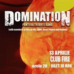 Noi inregistrari audio cu Domination, formatia tribut Pantera