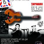 Concert Tapinarii in Club Mojo