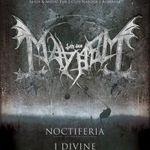 Biletele la concertul Mayhem din Cluj-Napoca s-au pus in vanzare