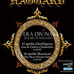 Biletele la concertul Haggard de la Bucuresti s-au suplimentat