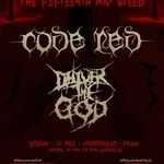 Concert Code Red si Deliver The God la Brasov