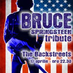 Concert tribut Bruce Springsteen cu The Backstreets