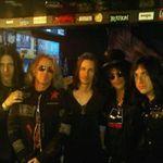 Slash a sustinut primul concert alaturi de trupa sa solo (video)