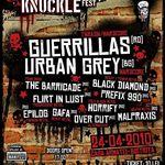 Prima editie Knukle Fest la Bistrita