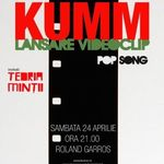 Concert Kumm in Roland Garros din Cluj Napoca