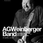 Concert AG Weinberger Band in Club Diesel din CLuj Napoca