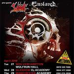 Arch Enemy anuleaza turneul din Anglia din pricina norului vulcanic