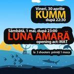 Concert Kumm si Luna Amara la Terasa Hand din Vama Veche