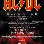 Noutati despre biletele la AC/DC plus o noua categorie pusa in vanzare (Update)