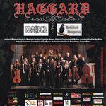 Concertul Haggard din Bistrita a fost confirmat si pe pagina oficiala a trupei