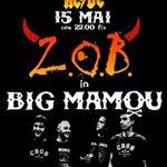 Concert Z.O.B. in Big Mamou din Bucuresti