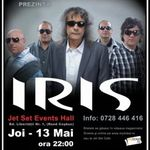Concert Iris la Jet Set Events in Bucuresti