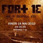 Concert Fort 13 in Club Alter Ego din Bucuresti