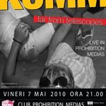 Concert Kumm in club Prohibition din Medias