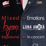 Concert Byron si Luna Amara la Cluj si Bucuresti