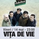 Concert Vita de Vie in Jukebox Club din Bucuresti