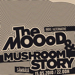 Concert The Moood si The Mushroom Story in Cluj-Napoca