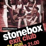 Concert Stonebox in Exit Club din Bucuresti