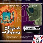 Concerte Les Elephants Bizzares si Dekadens in Club Mojo