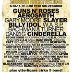 Sweden Rock inaugureaza scena Dio