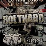 Bolthard lanseaza joi noul EP in Silver Church