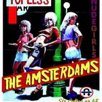 Concert The Amsterdams in Club Underworld din Bucuresti