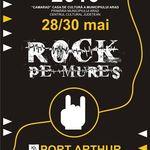 Godmode si Mauser participa la festivalul Rock Pe Mures