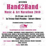 Maraton de muzica la Terasa Club Pirahna din Bucuresti