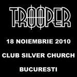 Trooper lanseaza primul album live din cariera